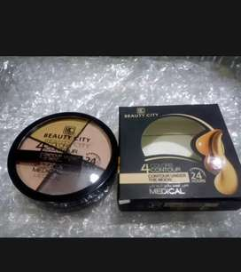 Makeup products available