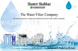 All water fillter aviable