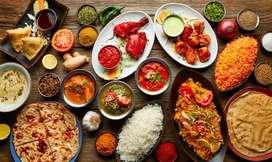 Required :- Indian  Cook // Tandoor Cook // Chinese //Helper In *