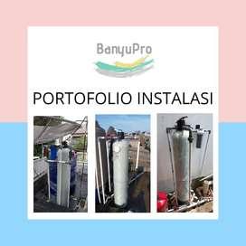 Filter Air Bersih Rumah Tangga (free ongkir&instalasi)