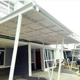 Kanopi atap alderon twinwall dll 0213