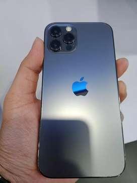 IPHONE 12 PRO 256GB DUAL-SIM(ORIGINAL) BUKAN KOTAK OEM, MASIH GARANSI