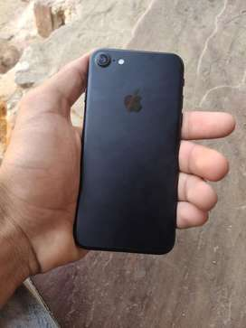 Iphone 7 11 month old h brand new condition h only mobile and charger