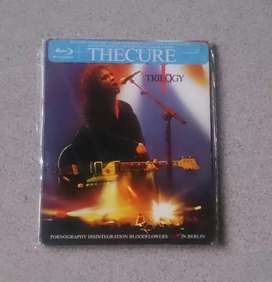 Bluray Musik The Cure Trilogy