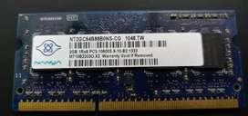 2 gb Laptop Ram