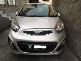 Picanto 2013 low km