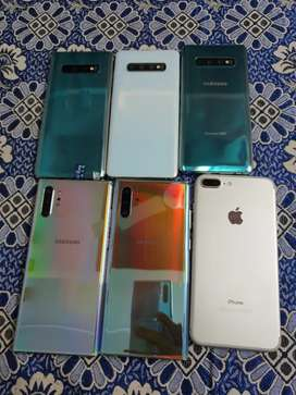 Samsung S10 plus And Note 10 plus