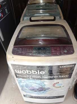 with 5 year warranty Samsung top load fully automatic washing machine