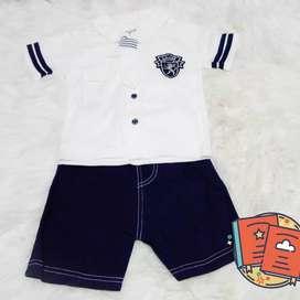 Setelan Anak Laki Laki Uniform Korea