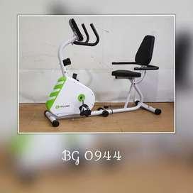 Jual Sepeda Statis // Treadmill // Home Gym // Series Recumbent