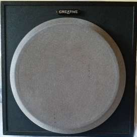 Creative speakers 4.1 with woofer