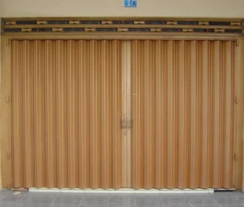 Kami bengkel las nerimah pembuatan pintu polingget @@4673