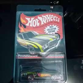 Hotwheels Ford Gran Torino Colector Edition
