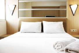 Furnished 3BR At Braga City Walk Apartment By Travelio