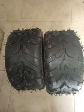 Atv bike tube less tyre
