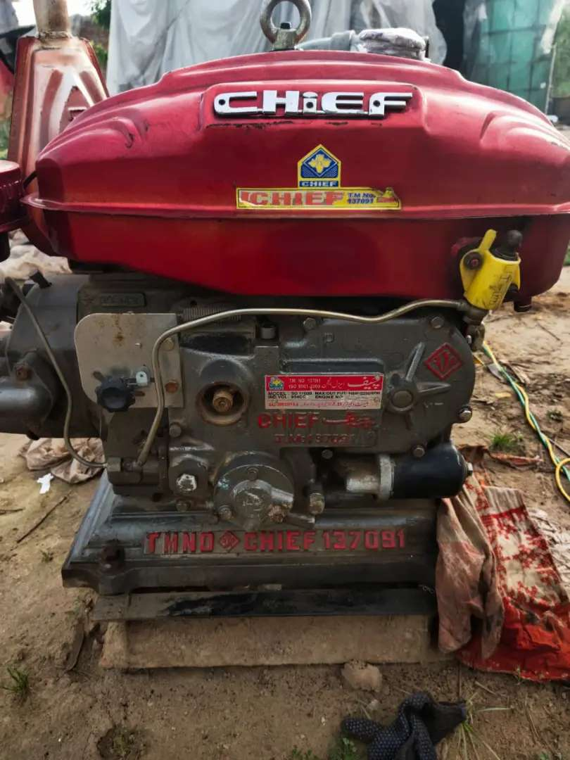 Chief peter engine for sale