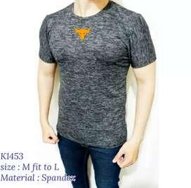 Baju Olahraga Bahan Spandex
