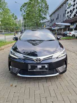 TOYOTA NEW ALTIS 1.8 V AT  2017 Good Condition
