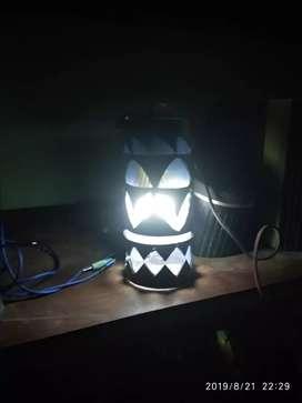 Lampu tidur cantik hand made