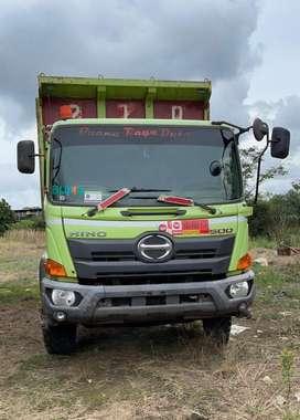 Dijual Dump Truck Hino 500 thn 2016