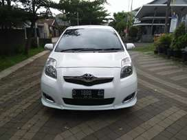 DP MINIM Toyota Yaris 2012 Type S limited edition A/T