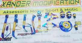 variasi motor roda 2