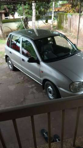 2005 maruthi zen LXI. Good condition new battery
