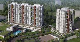 At Rs.70 lac only   3BHK apartment in Kharadi-Gera World of Joy