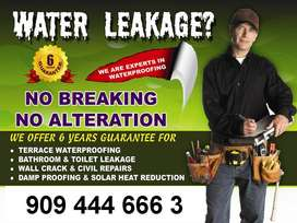 MR FIXIT for WALL CRACK & WATERPROOFING