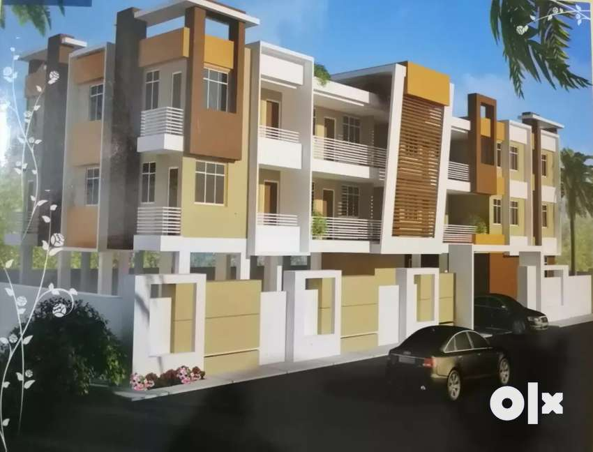 Gandhibosti 3bhk undar construction flat 0