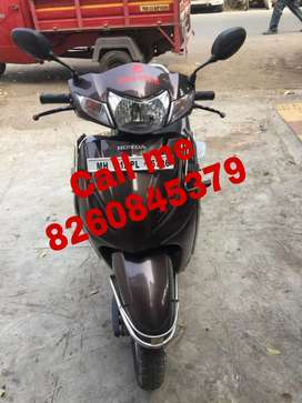New condition scooty
