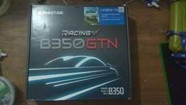 Motherboard biostar b350gtn mini ITX