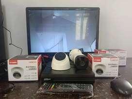 PASANG KAMERA CCTV BISA DIPANTAU DI HP DAN LAPTOP/PC
