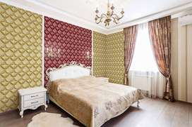 Wallpaper / Wooden Floor / vinyl floor / Window blinds for sale