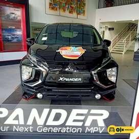 [Mobil Baru] Xpander Black Edition Jet Black Mica 2020 Premium 500 Uni