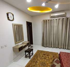 10 Marla Portion Furnished on Daily Basis