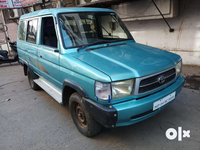 Toyota Qualis GS C1, 2002, Diesel 0