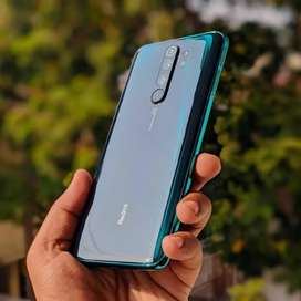 Redmi note 8 pro exchng i phone only