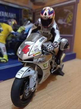 Diecast Costum MotoGP dovizioso 2008