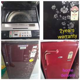 used led and lcd , fridge,washar,well condition call me