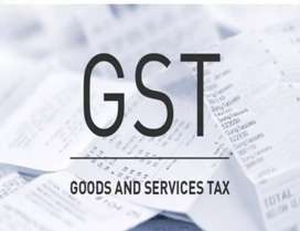 INCOME TAX RETURN ,GST Registration and filling