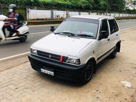 maruti 800 5 speed mpfi