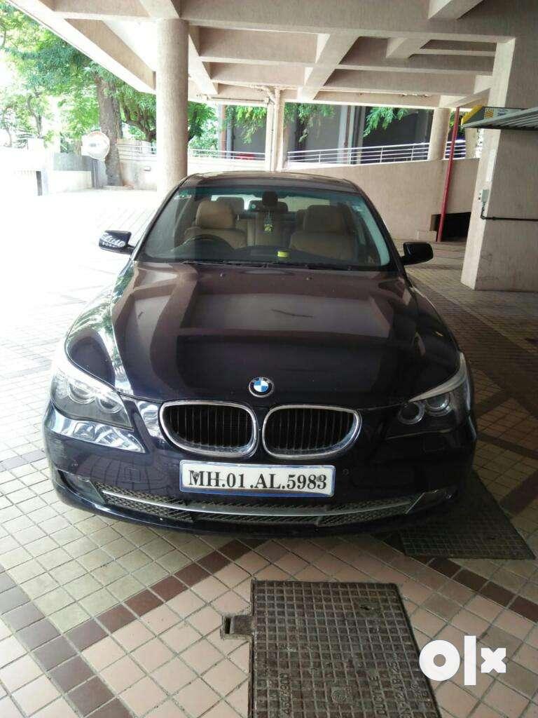 BMW 5 Series 520d Sedan, 2010, Diesel 0