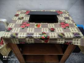 Study Wooden Table