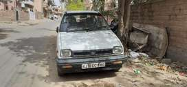 Maruti Suzuki 800 CNG & Hybrids Good Condition 2027 tak renew hai