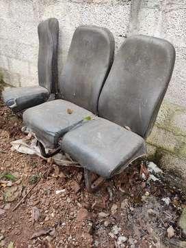 Suzuki Omni seats