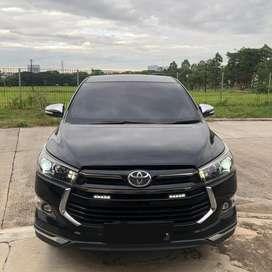 Toyota Innova G Reborn Venturer 2016 Black Manual M/T Mulus Terawat