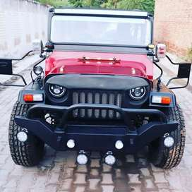 Modified Open Willy Jeeps | Modified Thar |Modified Gypsy on Order