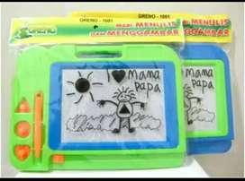 Papan Tulis Magnet papan tulis hapus Drawing board magnetic