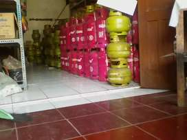 Tabung gas 55kg plus isi